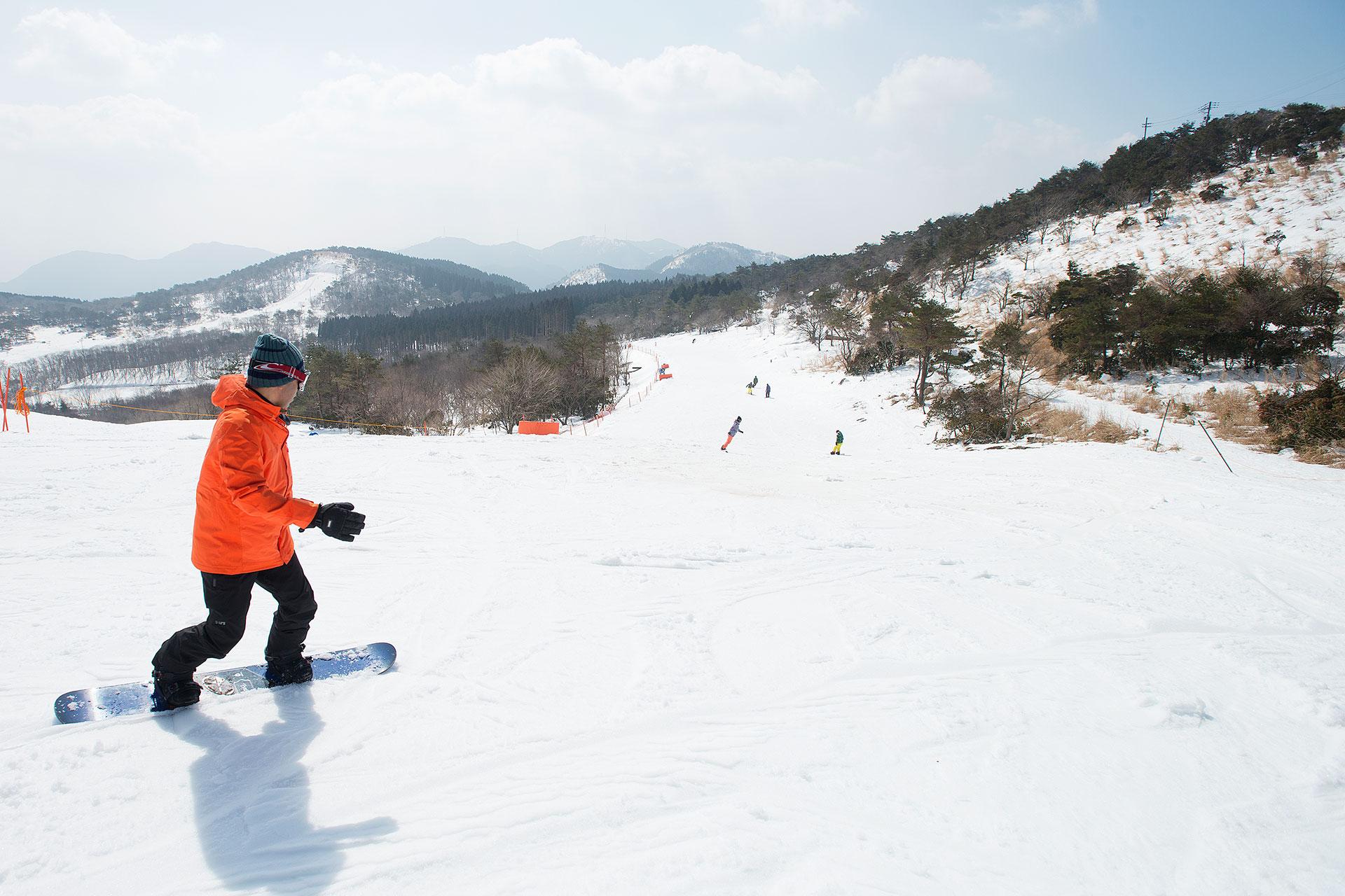 峰山高原リゾート・ホワイトピーク(スキー場)
